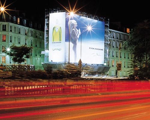Affichage publicitaire & régie